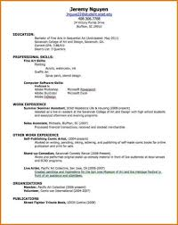 first resume sle for a highschool student first resume exle templates memberpro co how to write a