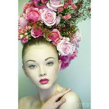 hair flowers going glam with gi gi flowers in hair flowers everywhere