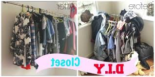 wardrobe for hanging clothes diy hanging clothing rackcloset