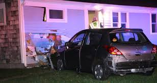 car crashes into baby u0027s bedroom in yarmouth the real cape
