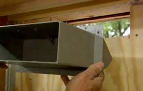 over range microwave no cabinet how to install a microwave hood with exhaust fan this old house