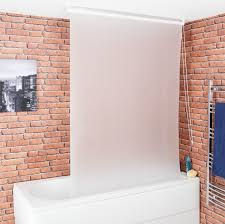 bathroom blinds and shower curtains that match 2016 bathroom