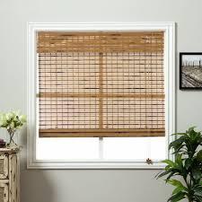 Roman Shade - arlo blinds dali native bamboo roman shade free shipping on