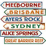 australia day decorations and partyware from woodies