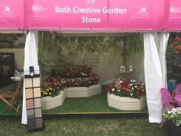 Bath Creative Garden Stone  Bath Creative Garden Stone  RHS