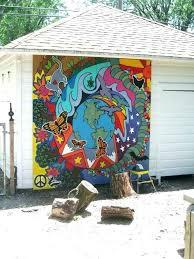 Garden Mural Ideas Garden Murals Weatherproof Garden Wall Murals Thecolumbia Club