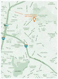 Kaiser San Jose Map Map Oakmont