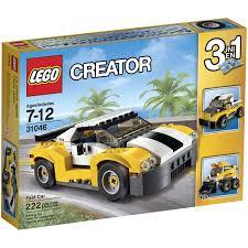 lamborghini lego set lego creator fast car 31046 walmart com