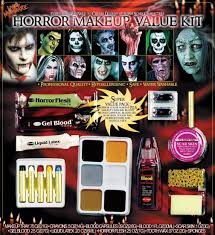 Halloween Makeup With Liquid Latex by Horror Family Halloween Makeup Kit In Makeup Kits And Palettes