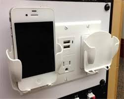 Charging Station For Phones Phone Dual Charging Station Usb Iphone 5 4 Android Blackberry
