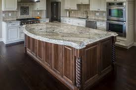 kitchen island different color than cabinets 21 granite countertop ideas granite guide