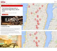 houston heat map eater eater heat map nyc my