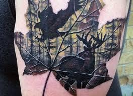 Tattoo Themes Ideas Best 25 Hunting Tattoos Ideas On Pinterest Unique Tattoos