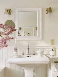 cottage bathroom ideas bathroom ideas color white is the go to color when it comes to