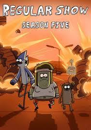 regular show season 5 episodes