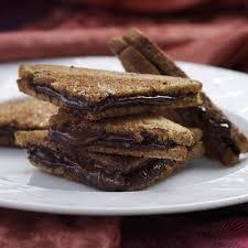 grilled dark chocolate sandwich recipe eatingwell