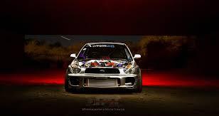 subaru wrx drift car 02 wrx compound drift car