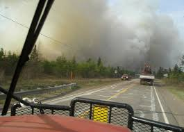 dnr a tale of two fires dnr firefighters detail differences in
