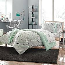 Twin Size Sheets Mint Green Discount Bedding Company Amazon Com Equip Your Space Nikki 7 Piece Reversible Twin Twin Xl