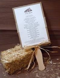 Rustic Wedding Program Fans Rustic Barn Burlap Fan Wedding Program Fan Wedding Programs