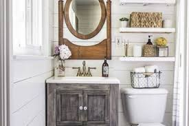 Rustic Farmhouse Bathroom - 10 rustic country themed bathroom decor rustic farmhouse bathroom