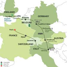 map of germany and surrounding countries with cities map of and surrounding cities lapiccolaitalia info