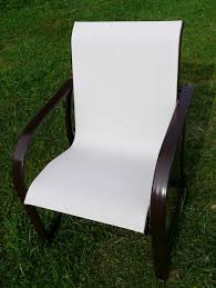 Patio Chair Mesh Replacement Replacement Patio Chair Slings I75 About Cool Furniture Home