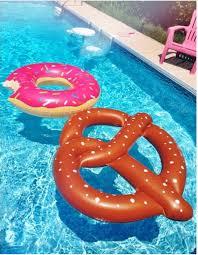 amazon pool floats amazon com big mouth toys gigantic donut pool float toys games