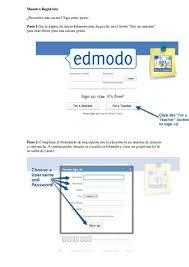 tutorial edmodo profesor edmodo tutorial by diana socolovsky issuu