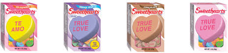 necco sweethearts necco color your own sweethearts candy giveaway obviously