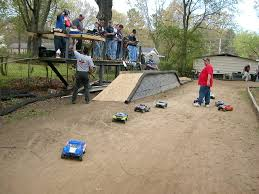 Backyard Rc Track Ideas Rc Car Backyard Track Ideas 50 000 Backyard Ideas
