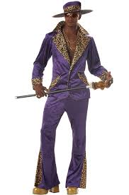 costumes for men california costumes mens pimp large costume ebay