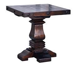 24 round pedestal table pedestal end table dosgildas com