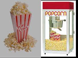 popcorn machine rentals snowcone popcorn cotton candy machine rentals meriden ct