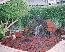 Volcanic Rock Garden Lava Rock Landscaping Ideas Beautify Your Garden Using Lava