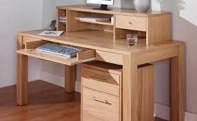 Modern Led Desk L Desk Modern Wood L Shaped Desk Bewitch Modern Wooden
