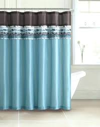 Brown Turquoise Curtains Brown And Turquoise Shower Curtains A Silk Aqua Blue Teal Brown