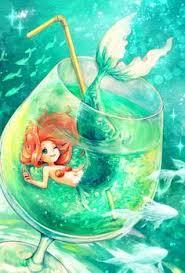 child mommy mermaid