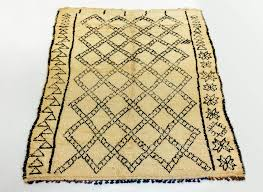 Beni Ourain Rug Uk Moroccan Beni Mguild Rug Rgb368 Almertine Moroccan Online Store