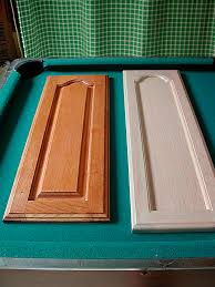 Kitchen Cabinets Painted Before And After Whitewashed Kitchen Cabinets Whitewashed Kitchen Cabinets