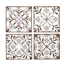 Large Wrought Iron Wall Decor Excellent Decoration Wrought Iron Wall Decor Large Neoteric Design