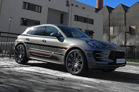 porsche wrapped 2m designs proposes this u20ac3 947 foil wrap for porsche macan