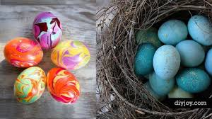 easter eggs for decorating 31 easter egg decorating ideas