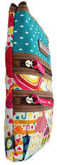 Lilly Bloom Lily Bloom Eva Cross Body Rain U0026 Sunshine Pattern Handbags