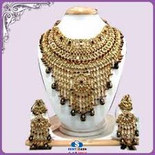 wedding jewellery for rent bridal jewellery on rent in ambala in ambala rental classified