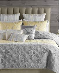 Yellow And Grey Bed Set Grey And Yellow Comforter Sets Buy From Bed Bath Beyond 2