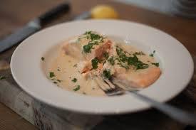 cuisine am icaine uip heavenly poached salmon with parsley sauce lovin dublin