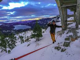 south park thanksgiving gobbles slacklining do you have what it takes tahoe trail bar