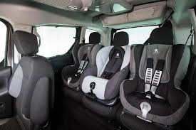hyundai santa fe 3 child seats peugeot tepee now with more intent eurekar
