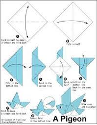 30 beautiful examples of easy origami animals origami animals